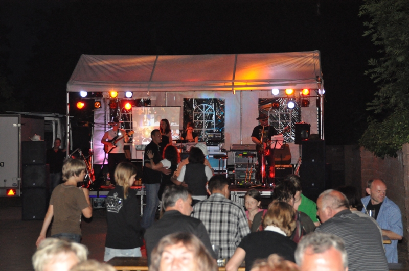 """Full House Band"" aus Burg"